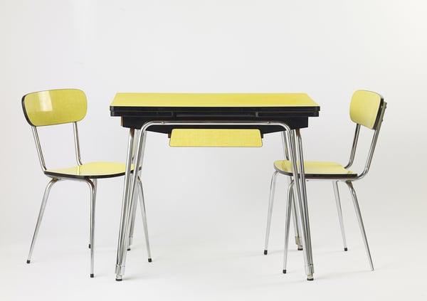 Entretenir et nettoyer des meubles en formica les astucieux for Table gain de place