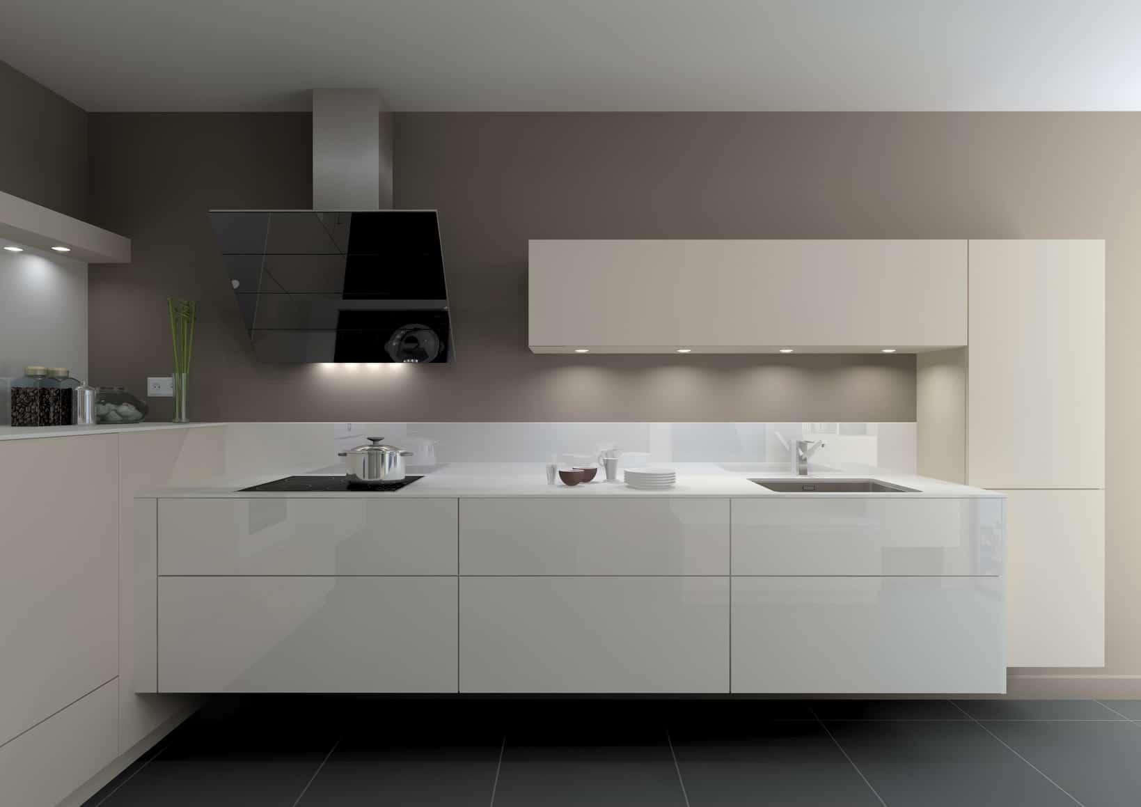 Comment nettoyer une cuisine laque moderne cuisine by Comment nettoyer meuble cuisine mat