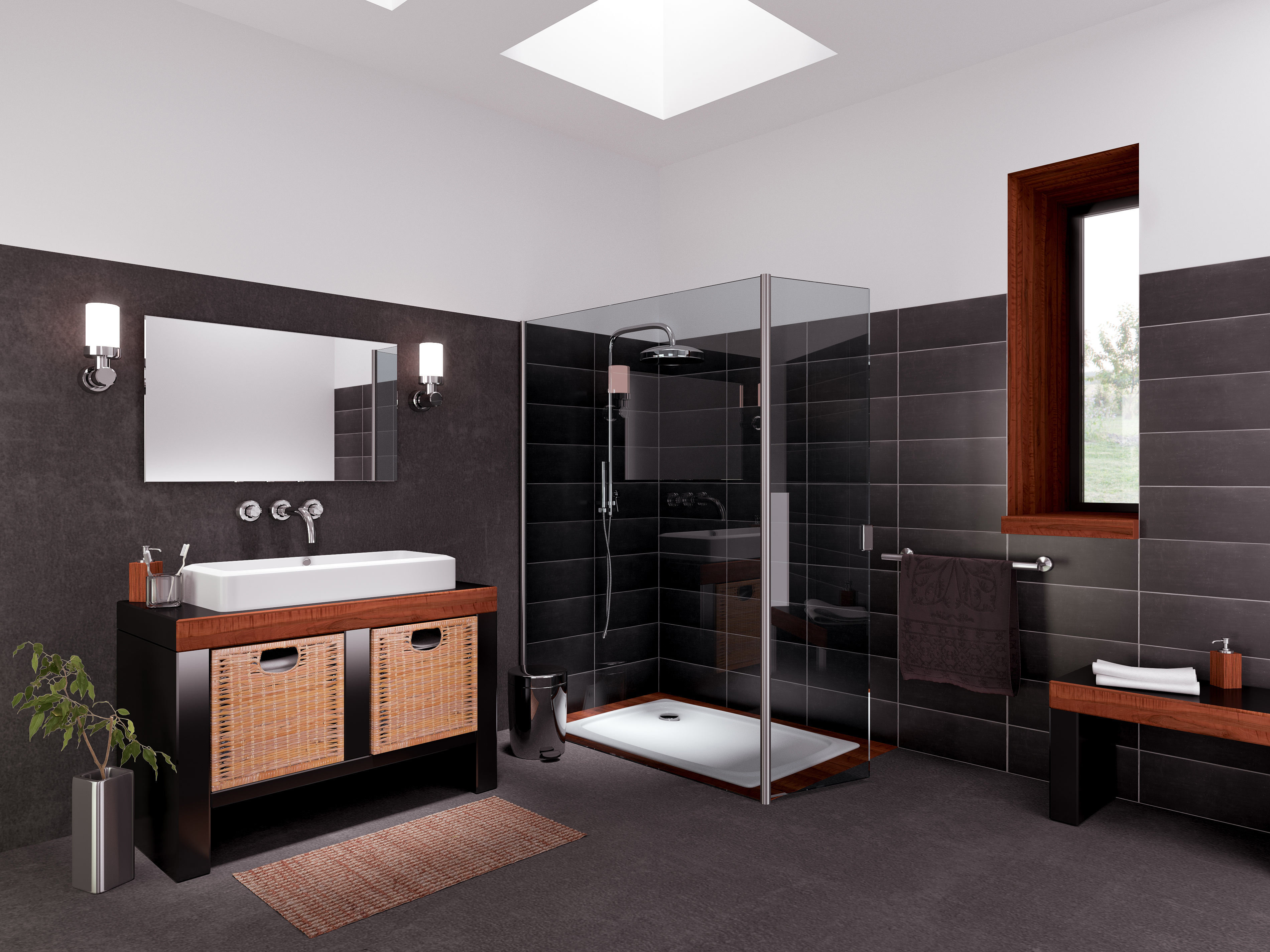 comment nettoyer des traces de rouille dans un bac douche. Black Bedroom Furniture Sets. Home Design Ideas