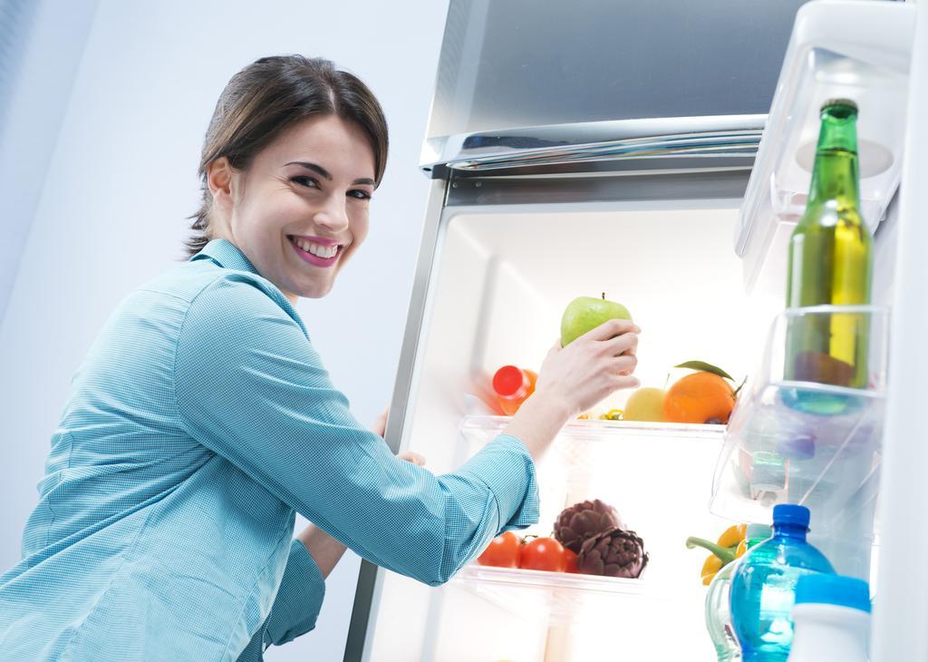 Comment nettoyer des traces de moisi dans un lave linge les astucieux - Comment degivrer un refrigerateur ...