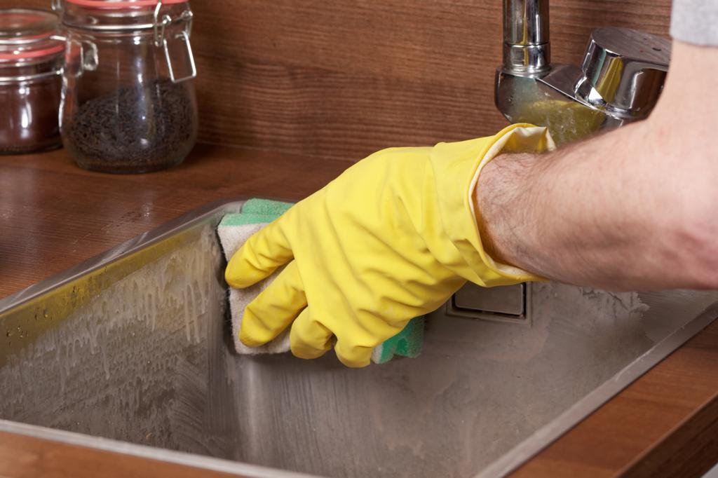 astuce rapide comment nettoyer des gants en caoutchouc les astucieux. Black Bedroom Furniture Sets. Home Design Ideas