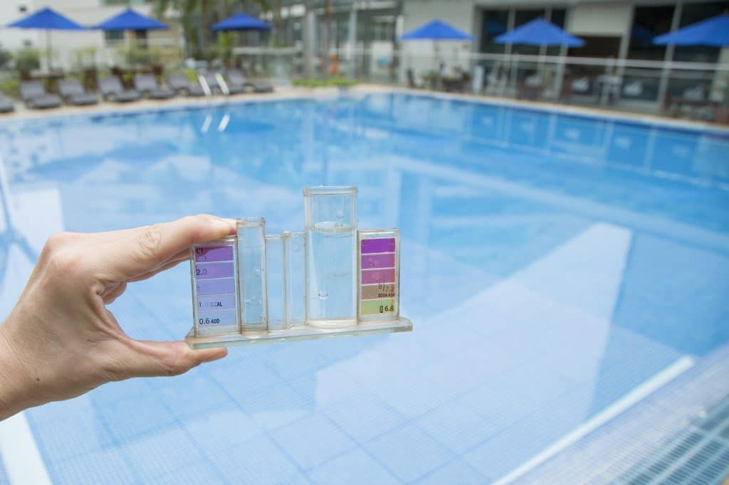 comment faire augmenter le ph d 39 une piscine
