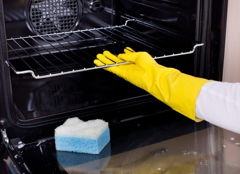 Comment nettoyer les diff rents l ments d un four with demonter vitre four whirlpool - Comment nettoyer la grille du four ...