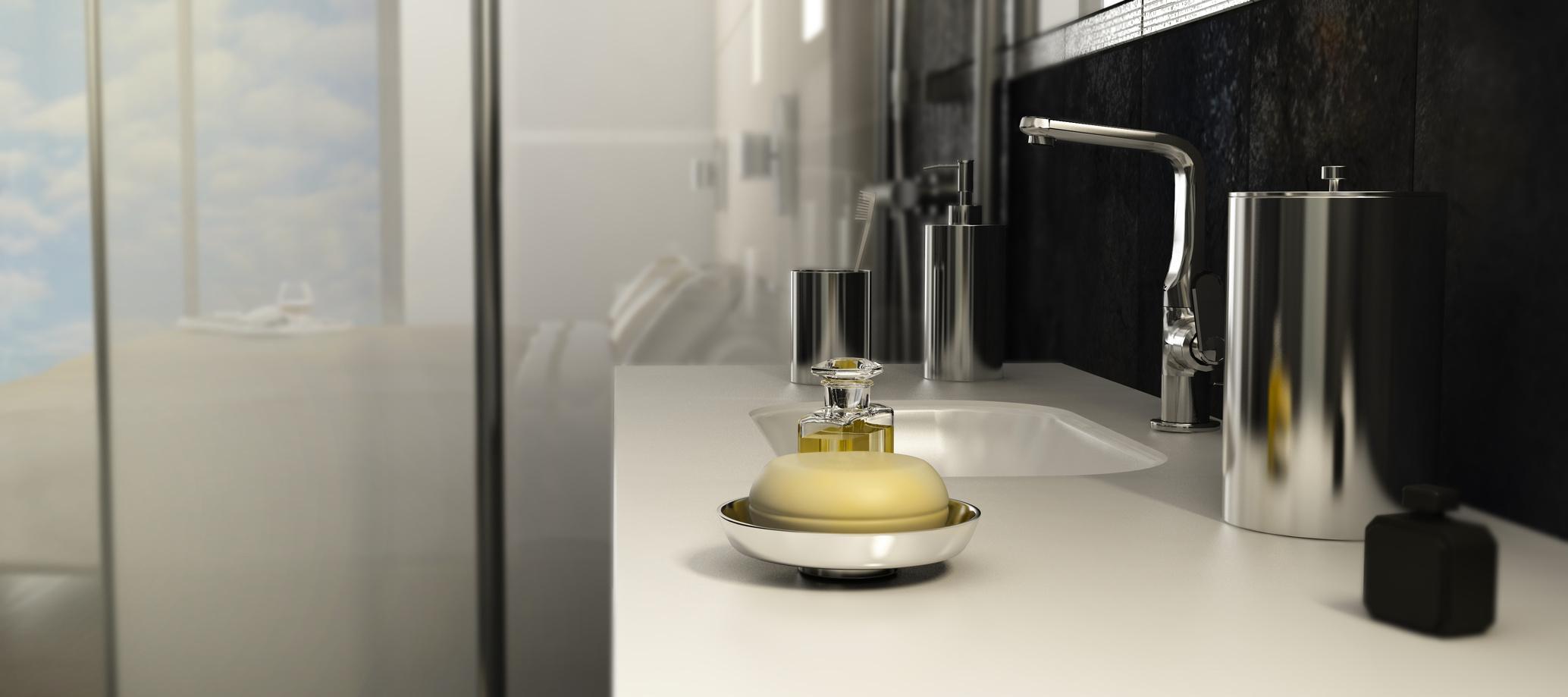 comment enlever des traces de rouille dans la salle de bain. Black Bedroom Furniture Sets. Home Design Ideas