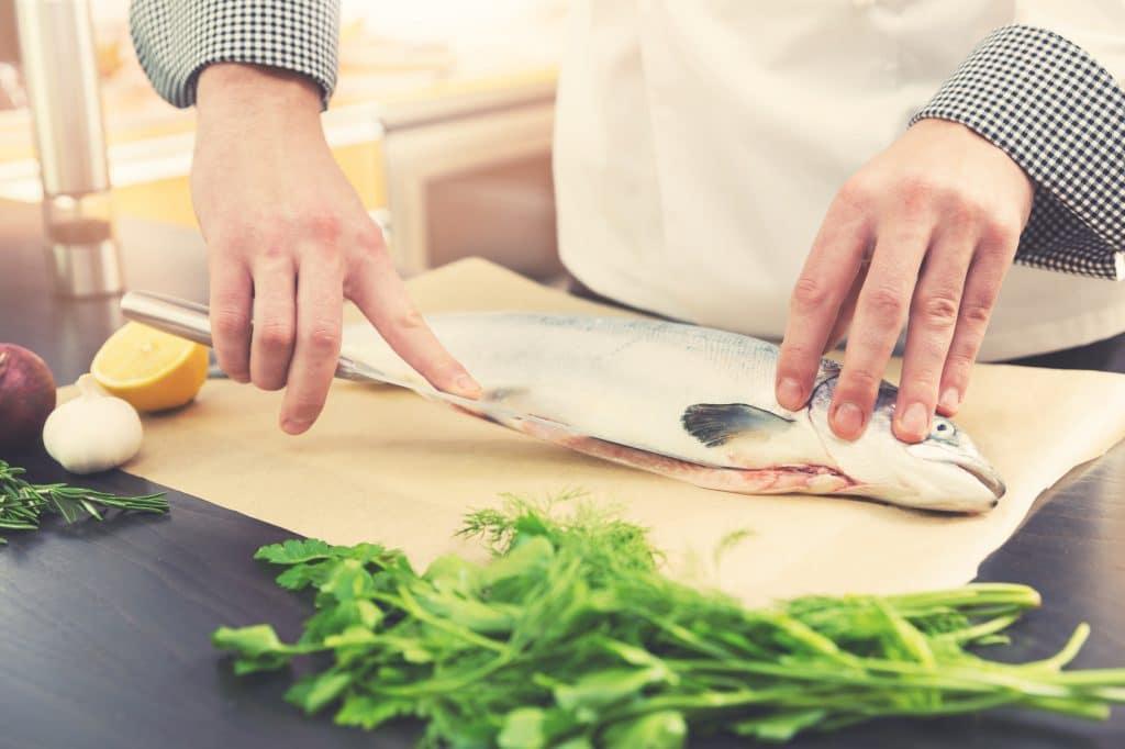Comment se d barrasser de l 39 odeur de poisson sur les mains - Comment se debarrasser des araignees a l exterieur ...